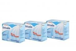 3 x Otrisalin Πλαστικές Αμπούλες Φυσιολογικού Ορού μιας χρήσης, 3 x 18 amps των 5ml
