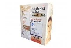 Panthenol Extra Sun Care Color SPF50 Έγχρωμο Αντιηλιακό Gel Προσώπου, 50ml & ΔΩΡΟ Face & Eye Cream 24ωρη Αντιρυτιδική Κρέμα, 50ml