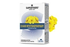 Superfoods Evening Primrose Oil, 30 caps