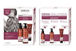 Vichy Dercos Densi-Solutions PROMO -10€ with Regenerating Thickening Balm Conditioner, 150ml, Hair Mass Creator Concentrated Care, 100ml & Thickening Shampoo, 250ml