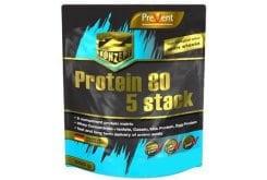 Prevent Z-Konzept Protein 80 - 5 Stack Πρωτεΐνη από 5 πρωτεϊνικά συστατικά, με γεύση βανίλια, 500gr