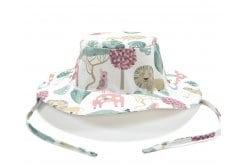 La Millou Safari Hat Savannah Ladies Βαμβακερό Καλοκαιρινό Καπελάκι για αγόρια & κορίτσια, 1 τεμάχιο