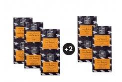 5 x Apivita Express Beauty Μάσκα Περιποίησης με Μέλι (3+2 ΔΩΡΟ), 10 x 8ml