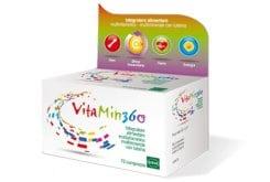 Vitamin 360 Πολυβιταμινούχο Πολυμεταλλικό Συμπλήρωμα Διατροφής με λουτείνη, 70 δισκία