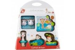 Sophie la Girafe Bathtime Gift Set 516336 Σετ Παιχνίδια για το Μπάνιο, 5 τεμάχια
