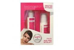 Tecnoskin Age Pro Myolift 7 No Wrinkles Cream 24H για πρώτες ρυτίδες, 50ml & ΔΩΡΟ GEL καθαρισμού προσώπου, 100ml