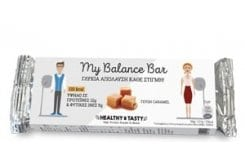 Power Health My Balance Bar Crunchy Caramel, 35gr
