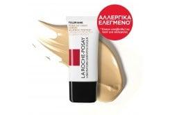 La Roche Posay Toleriane Cream Foundation Ενυδατικό Make-Up, Ivory (01), 30ml