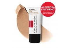La Roche Posay Toleriane Mousse Foundation Make-Up για Ματ Αποτέλεσμα Dark Beige (05), 30ml