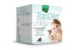 """Εικόνα του """"Power Health Top Diet Υποκατάστατο Γεύματος για τον Έλεγχο του Σωματικού Βάρους με Γεύση Σοκολάτα, 10 x 35gr"""""""