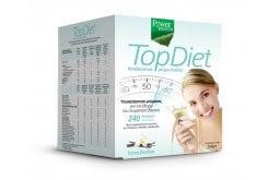"""Εικόνα του """"Power Health Top Diet Υποκατάστατο Γεύματος για τον Έλεγχο του Σωματικού Βάρους με Γεύση Βανίλια, 10 x 35gr"""""""