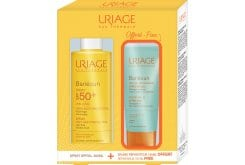 Uriage PROMO PACK Bariesun Spray SPF50+, 200ml & FREE Repair Balm After Sun, 150ml