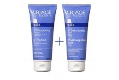 Uriage Special Offer Bebe Hygiene Duo Πακέτο για Σώμα & Μαλλιά, 2 x 200ml