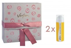 """Εικόνα του """"2 x Version Derma Peptide Slim Perfect Promo Pack (1+1) Αδυνατιστική Κρέμα Σώματος για Σμίλευση & Αντιγήρανση με Τριπλή Δράση, 2 x 150ml"""""""