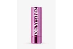 """Εικόνα του """"Oh Yeahh! Happy Lip Balm Violet SPF15 Ενυδατικό balm χειλιών που βοηθά παράλληλα στην αύξηση της καλής διάθεσης, απόχρωση Violet, 4.2gr"""""""