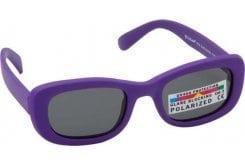 Vitorgan Eyelead Polarized Κ1002 Παιδικά / Βρεφικά Γυαλιά Ηλίου Καουτσούκ σε Χρώμα Μωβ απο 0-12 μηνών, 1τμχ