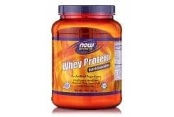 Now Whey Protein Chocolate Πρωτεΐνη Ορού Γάλακτος Υψηλής Διατροφικής Αξίας με Γεύση Σοκολάτας, 907gr