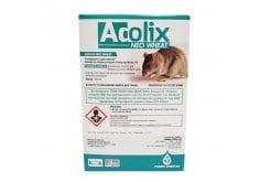 Dominate Plus Adolix Wheat, Ετοιμόχρηστο Τρωκτικοκτόνο Δόλωμα Σε Σπόρους Σιταριού Για Την Καταπολέμηση Των Οικιακών Ποντικιών & Των Κεφε Αρουραίων, 150gr