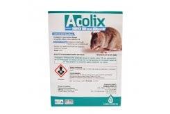 Dominate Plus Adolix Wax Block, Ετοιμόχρηστο Τρωκτικοκτόνο Δόλωμα Σε Κηρώδεις Κύβους Για Την Καταπολέμηση Των Οικιακών Ποντικιών & Των Κεφε Αρουραίων, 200gr