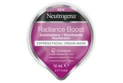 Neutrogena Radiance Boost The Illuminator Μάσκα Προσώπου Express για Λάμψη σε Μορφή Κρέμας, 10ml