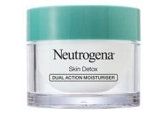 Neutrogena Skin Detox Ενυδατική Κρέμα Προσώπου Διπλής Δράσης, 50ml