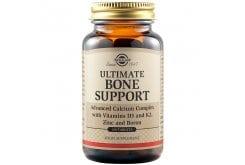 Solgar Ultimate Bone Support Προηγμένη Φόρμουλα Μετάλλων για Ενδυνάμωση & Διατήρηση της Υγείας των Οστών - Ιδανικό σε Περιπτώσεις Οστεοπόρωσης & Καταγμάτων, 120tabs