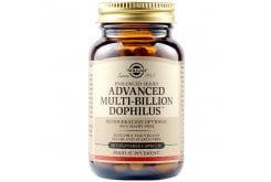 Solgar Advanced Multi-Billion Dophilus Φόρμουλα Προβιοτικών,60caps