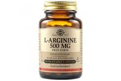 Solgar L-Arginine 500mg Αργινίνη,50caps