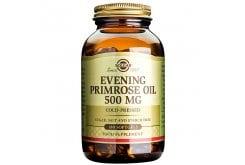 Solgar EveningPrimroseOil500mg Συμπλήρωμα Διατροφής Ιδανικό για Γυναίκες για Αντιμετώπιση των Συμπτωμάτων κατά τις Περιόδους της Έμμηνου Ρύσης & της Εμμηνόπαυσης, 180softgels