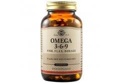Solgar Omega 3-6-9, 120 softgels