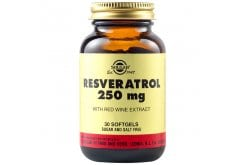 Solgar Resveratrol 250mg Ρεσβερατρόλη,30caps