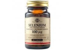 Solgar Selenium 100mg,100tabs