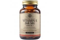 Solgar Vitamin E 400IU Συμπλήρωμα Διατροφής Βιταμίνη Ε με Ισχυρή Αντιοξειδωτική Δράση, Συμβάλλει στην Υγεία του Καρδιαγγειακού & Ανοσοποιητικού Συστήματος - Ιδανική για Όμορφο Δέρμα, 100softgels