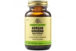 Solgar SFP Korean Ginseng Root Extract Κορεάτικο Τζίνσενγκ (Panax),60caps