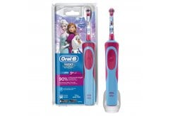 OralB Vitality Kids Stages Power Frozen Electric Toothbrush 3+, 1 pc