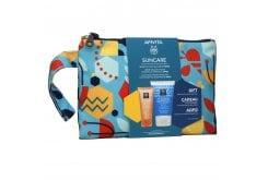 Apivita PROMO με Suncare Sensitive SPF50 Face Cream