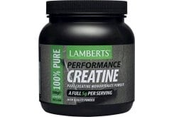 LAMBERTS Performance CREATINE Powder 500gr