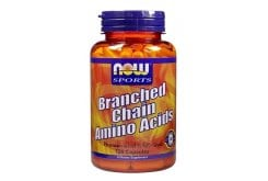 Now BCAA (Branched Chain Amino Acid), 120 caps