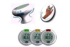CChicco My Touch Infrared Forehead Thermometer