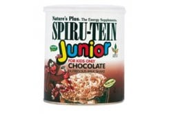 Nature's Plus, SpiruTein Junior Chocolate, 495 gr