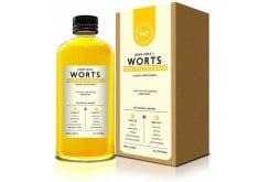 Jonh Noa WORTS Σιρόπι Υγείας & Ομορφιάς, με Γεύση Ανανά, 250ml