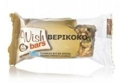 Wish Bars with Apricot flavor 30g