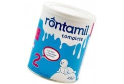 Neomil - Rontamil 2 400g Neomil 2 is a follow on milk suitable for feeding of full term infants as of 6 months of life as part of a diversified diet when breast feeding is not applied.