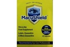 Macushield Eye Health Supplement Συμπλήρωμα Διατροφής για την Υγεία των Ματιών, 30 caps