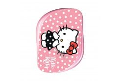 Tangle Teezer Compact Styler Πρωτοποριακή Βούρτσα μικρού μεγέθους, 1 τεμάχιο - Hello Kitty