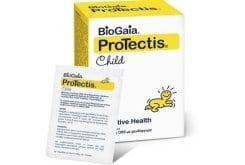 BioGaia® ProTectis ORS Child Διάλυμα Ενυδάτωσης με Προβιτικό & Ψευδάργυρο, με Ουδέτερη γεύση, 5.5 gr x 7 φακελίσκοι
