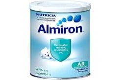 Nutricia Almiron AR Αντιαναγωγικό Βρεφικό Γάλα, για βρέφη από 0-12 μηνών, 400gr