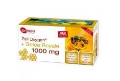 Power Health Zell Oxygen + Gelee Royale 1000mg Συμπλήρωμα με Βασιλικό Πολτό για Έξτρα Τόνωση & Ενέργεια, 14 x 20ml