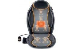 Medisana MC 810 Κάθισμα Μασάζ με Δόνηση, Θερμότητα, Χειριστήριο & Αντάπτορα Αυτοκινήτου, 1 τεμάχιο