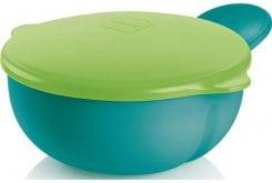 Mam Feeding Bowl - Μπολ με Καπάκι 6m+, 1 τμχ - Πράσινο